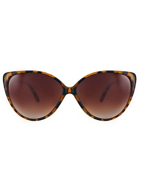 Image 2 ofRiver Island Claudia Cat-Eye Sunglasses