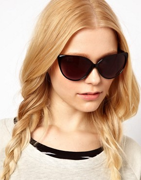 Image 3 ofRiver Island Claudia Cat-Eye Sunglasses