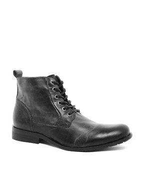 Image 1 ofRiver Island Washed Boots