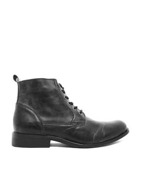 Image 4 ofRiver Island Washed Boots
