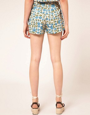 Image 2 ofASOS Shorts in Floral Print