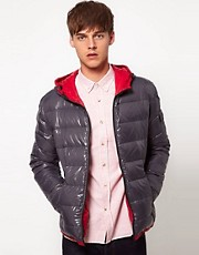 Antony Morato Reversable Padded Jacket