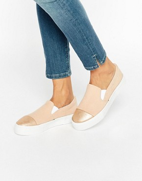 Pull&Bear Slip On Trainer