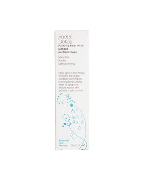 Image 2 ofElemental Herbology Facial Detox Purifying Face Mask 75ml