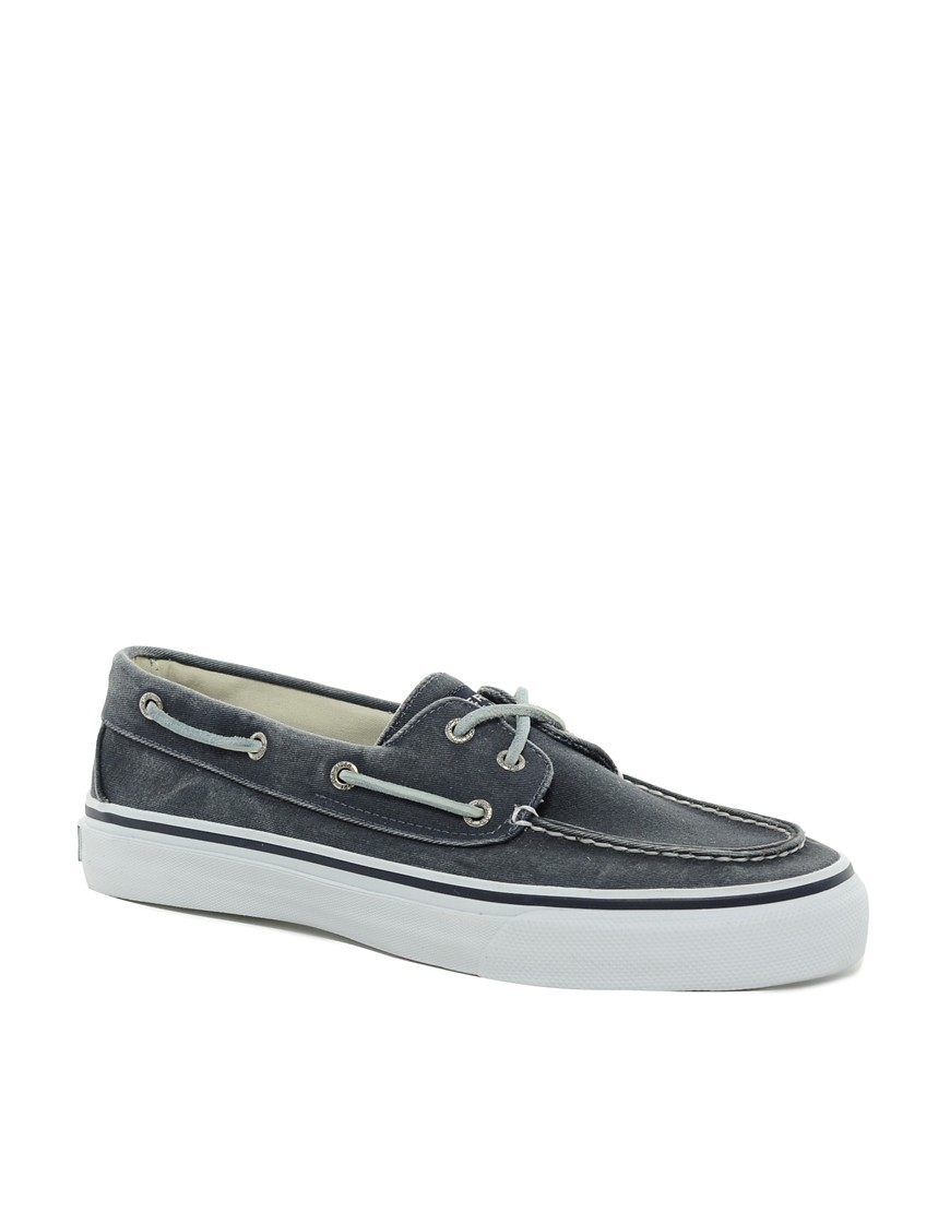 Image 1 of Sperry Topsider Bahama Boat Shoes