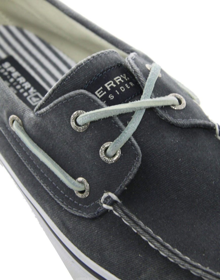 Image 2 of Sperry Topsider Bahama Boat Shoes