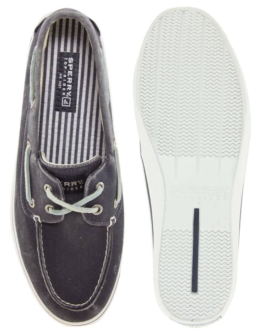 Image 3 of Sperry Topsider Bahama Boat Shoes