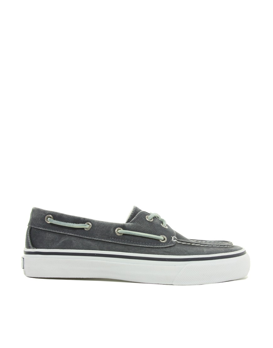 Image 4 of Sperry Topsider Bahama Boat Shoes