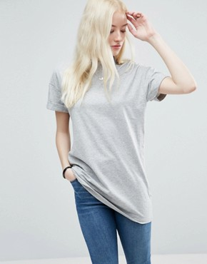 ASOS The Ultimate Easy Longline T-Shirt