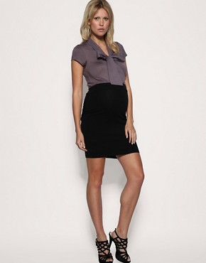 Image 4 ofASOS MATERNITY 2 in 1 Dress