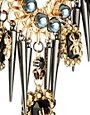 Image 4 of ASOS Premium Spider Jewel &amp; Spike Necklace