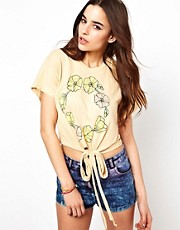Wildfox - Yellowstone - T-shirt