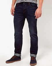 ASOS Slim Selvedge Jeans