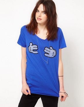 Image 1 ofZoe Karssen Hands T-Shirt