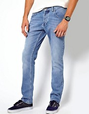 Solid - Jeans slim fit
