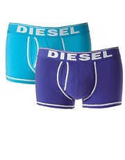 Diesel Fresh and Bright 2 Pack Trunks