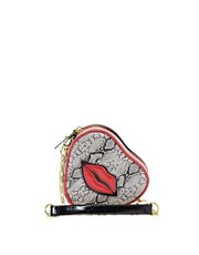 Paul&#39;s Boutique Hetty Lips Cross Body Bag