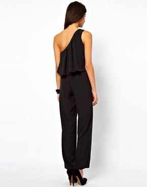 Image 2 ofASOS Jumpsuit with One Shoulder