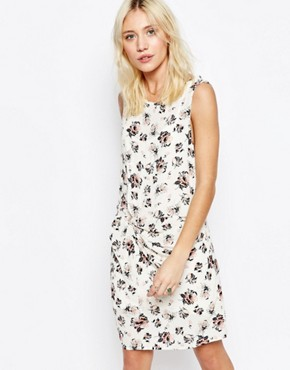 d.RA Perry Scattered Floral Dress