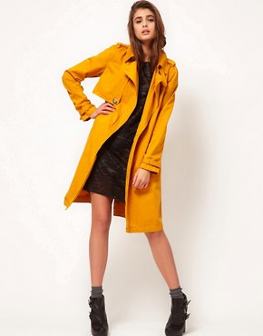 Image 4 ofDiesel Trench Coat