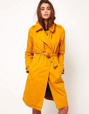 Image 1 ofDiesel Trench Coat