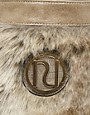 Image 4 ofRiver Island Fur Trim Slouch Bag