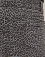 Image 4 ofASOS Skinny Jeans With Animal Print