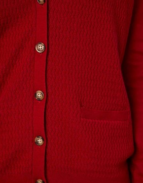 Image 3 of NW3 Oversized Pocket Detail Cardigan