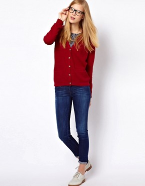 Image 4 ofNW3 Oversized Pocket Detail Cardigan