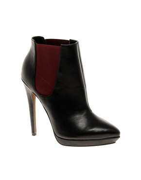 Image 1 ofASOS ACTION Chelsea Ankle Boots