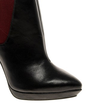 Image 3 ofASOS ACTION Chelsea Ankle Boots