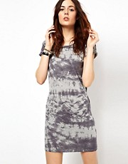 River Island Printed T-Shirt Dress