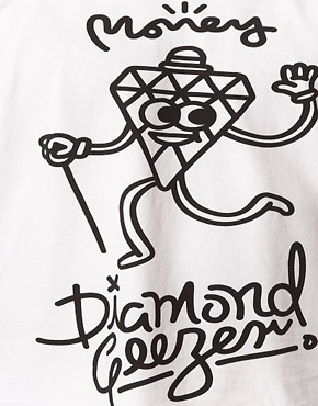 Image 3 ofMoney Diamond Geezer T-Shirt