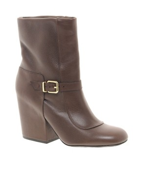 Image 1 ofRobert Clergerie Exclusive Brando Heeled Ankle Boots