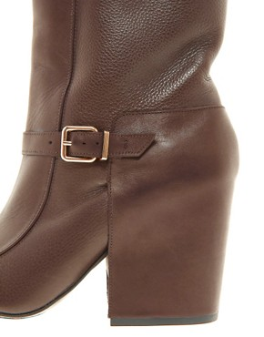 Image 2 ofRobert Clergerie Exclusive Brando Heeled Ankle Boots