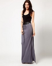 Improvd Shianne Skirt With Slit