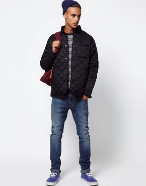 Image 4 ofBarbour Hartland Quilted Jacket