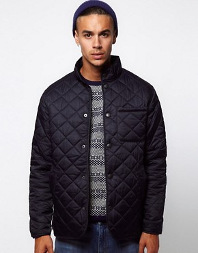 Image 1 ofBarbour Hartland Quilted Jacket