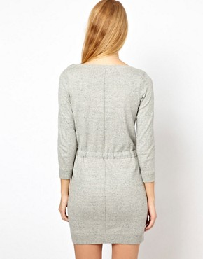 Image 2 ofRag &amp; Bone/Jean Knitted Dress With Drawstring Waist