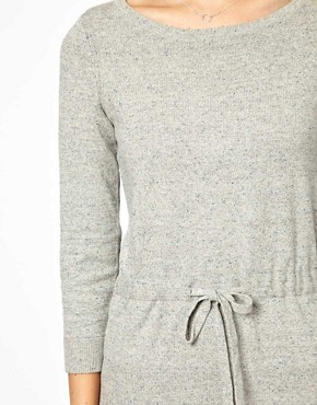Image 3 ofRag &amp; Bone/Jean Knitted Dress With Drawstring Waist