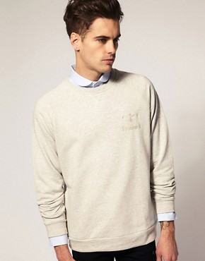 Image 1 ofHummel Crew Neck Sweatshirt