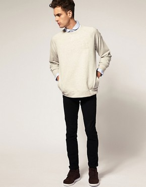 Image 4 ofHummel Crew Neck Sweatshirt