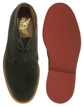 Image 2 ofMark McNairy New Amsterdam Low Chukka Boots