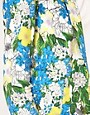 Image 3 ofRiver Island Botanical Print Jacket