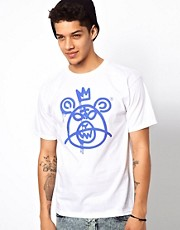 Mishka T-Shirt Bear Mop