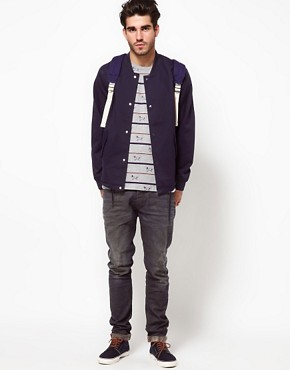 Image 4 ofASOS Jacket With Drawstring