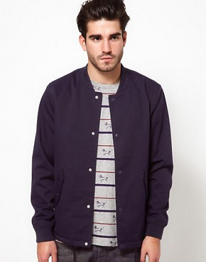 Image 1 ofASOS Jacket With Drawstring