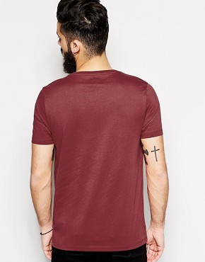 Image 2 of ASOS T Shirt With Crew Neck