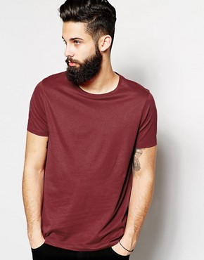 Image 1 ofASOS T Shirt With Crew Neck