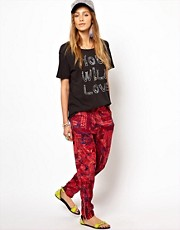 Insight Printed Trousers